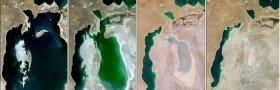 Aralsjøen er tørrlagt!