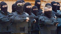 De ukrainske styrkene har lidd store tap på østfronten. Her Pravij sektor.