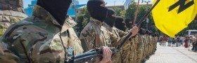Det nazistiske Azov-regimentet integreres i den ukrainske nasjonalgarden