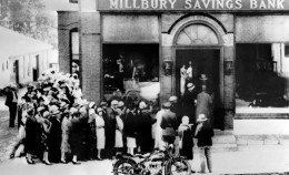 bank run 1929 krakk