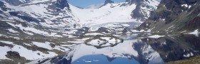 Store Mjølkedalsvatnet, Jotunheimen