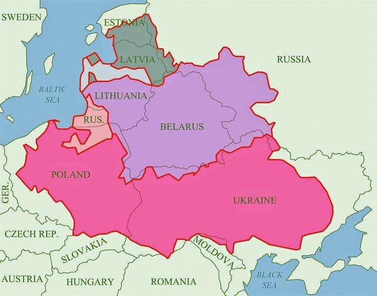 Solidaritet med baltikum forpliktar