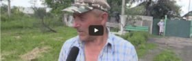 Italienske RAI 2 med reportasje fra Donbass