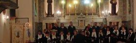 I Cantori di Tolfa – 40 anni – Chiesa dei Cappuccini