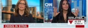Filmskaperen Carla Ortiz forteller CNN noen sannheter om Syria