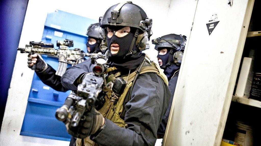 Militære styrker skal gjøre politioppgaver