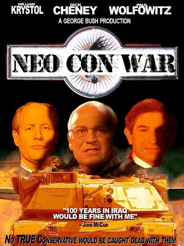 neocon war