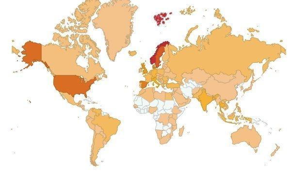 bloggen i verden