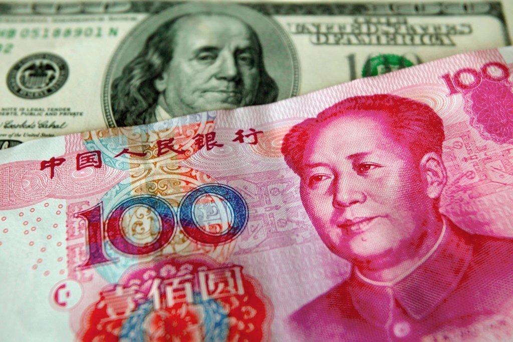 renminbi dollar