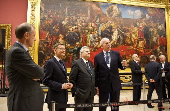 trilateralen krakow