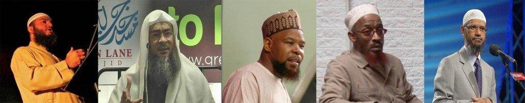 høyreekstreme islamister