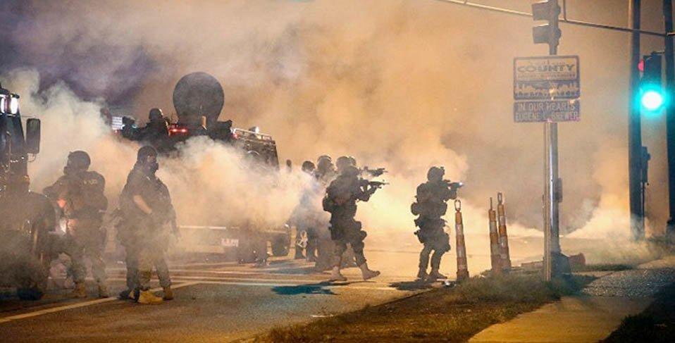 Ferguson polititropper