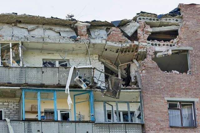 bolig kramatorsk ukraina