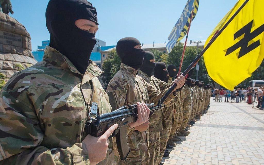 azov regimentet