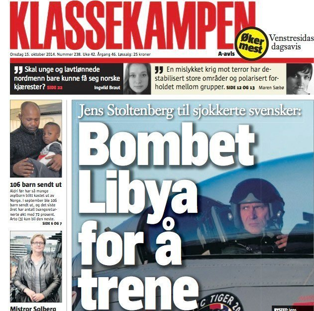 bombe libia for aa trene