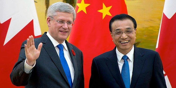 Canada Kina
