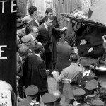 Aldo Moro i fangenskap hos Brigate Rosse og likfunnet i Roma 1978