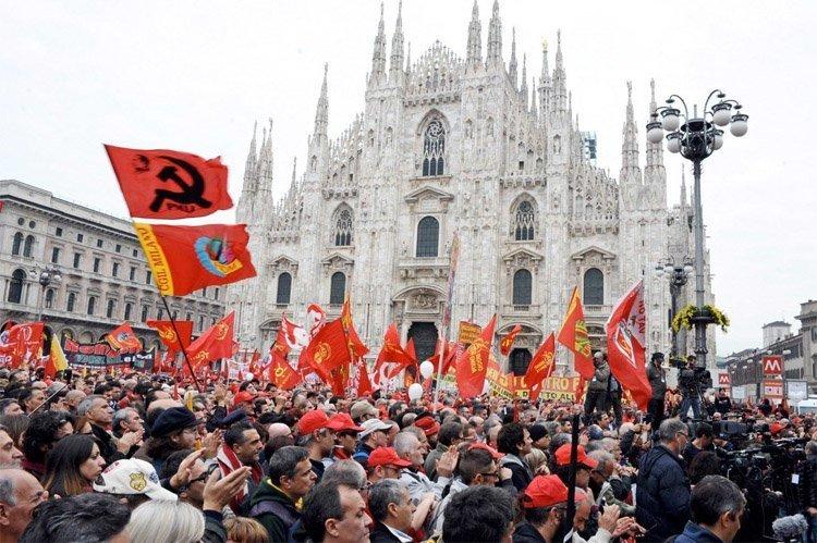 streik milano