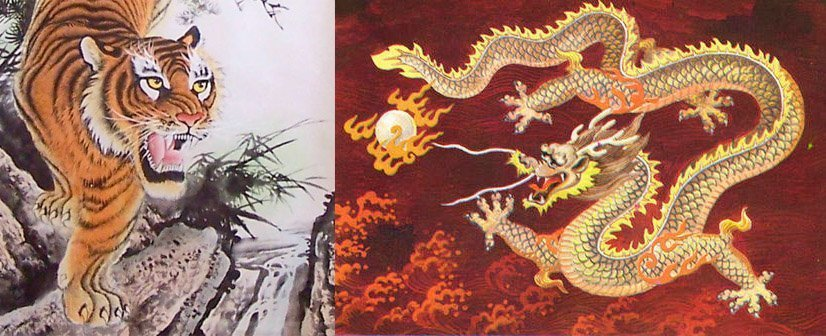 Vil den vietnamesiske tigeren og den kinesiske dragen være fiender eller partnere?