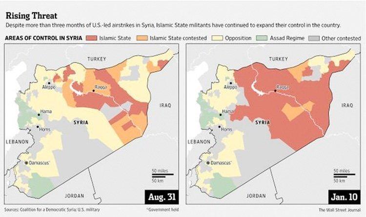 islamic state kart