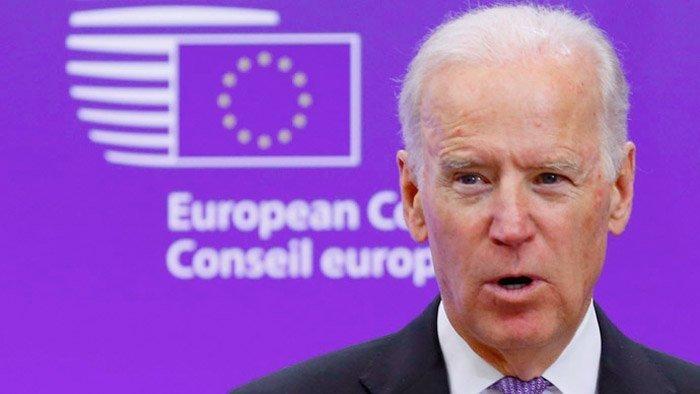 USAs visepresident Joe Biden