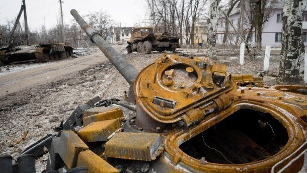 militære tap i ukraina