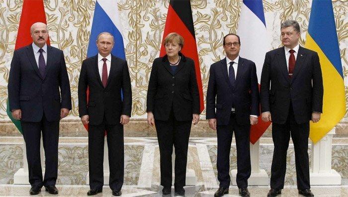Forhandlerne i Minsk