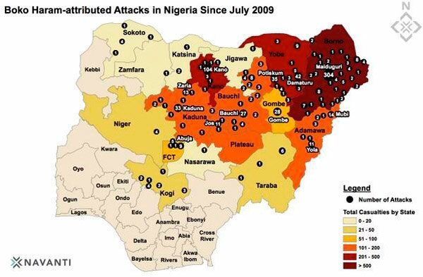 nigeria boko haram terror