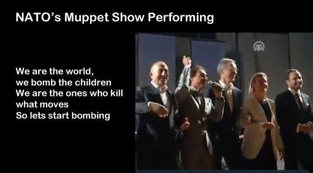 Nato muppet show