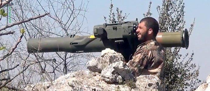 USA ruster opp syriske jihadister