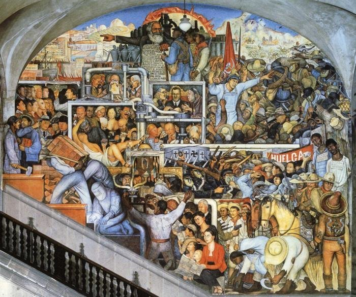 Rivera-the-world-of-today-and-tomorrow-1935