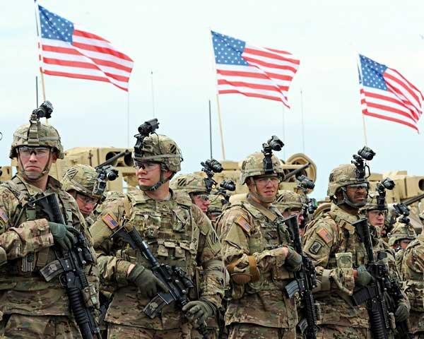 US forces
