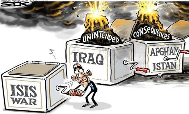 USA skapte IS