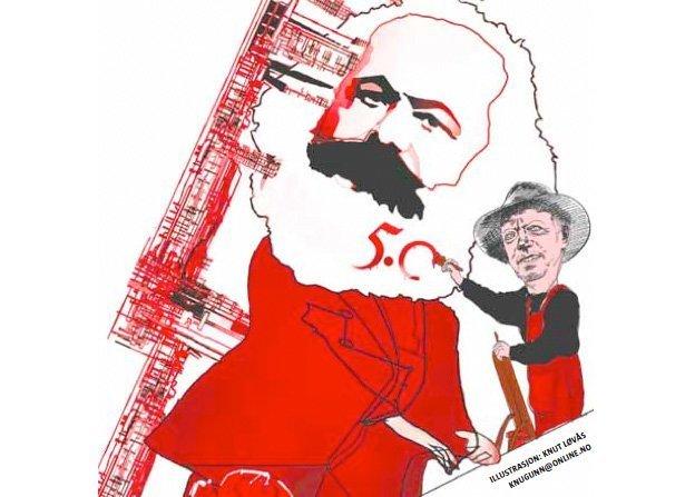 kommunisme og steigan