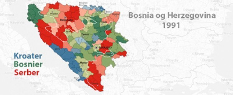 bosnia 1991
