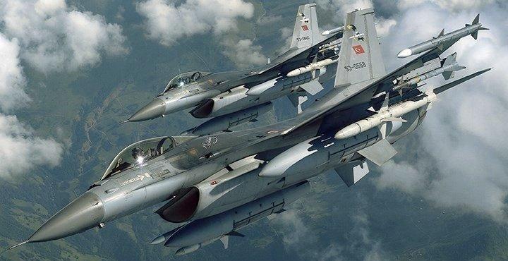 tyrkia angrep syria