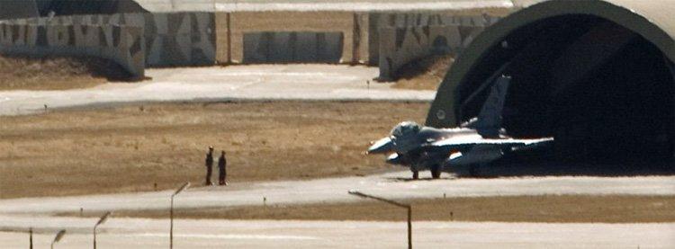 tyrkia militærfly
