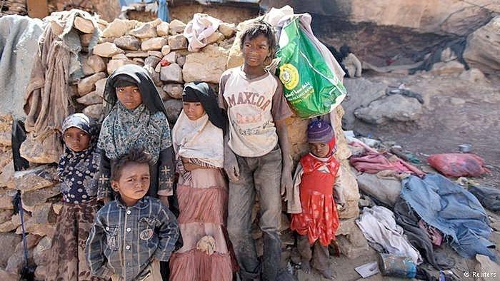 barn sult jemen