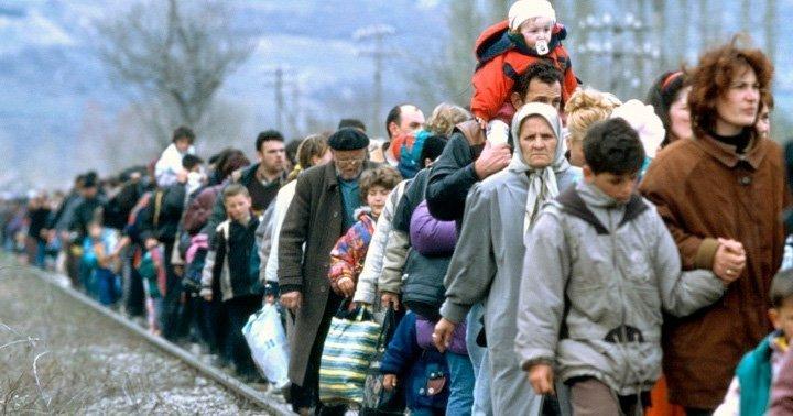 Massemigrasjon fra Kosovo