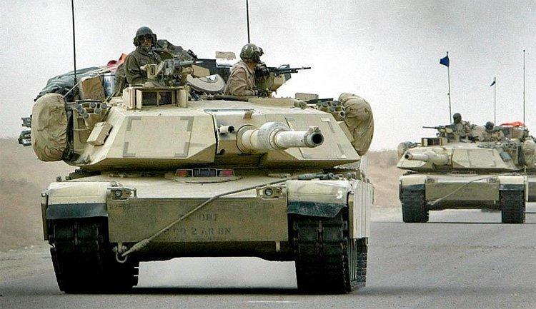 USA ønsker å utplassere tungt militært utstyr i Norge, slik som blant annet Abrams tanks.