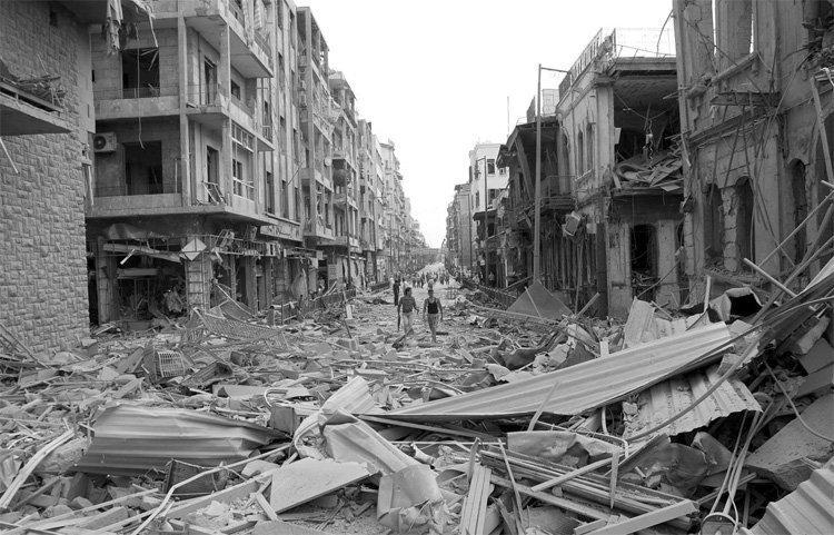 ruiner syria