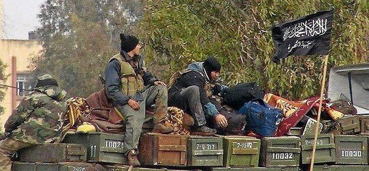 syria islamske stat
