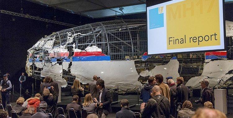 Den nederlandske undersøkelseskommisjonen har lagt fram sin rapport om nedskytinga av MH17
