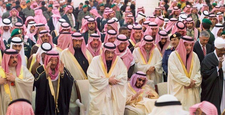 saudi prinser