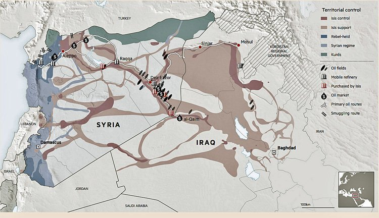 is syria oljetransport