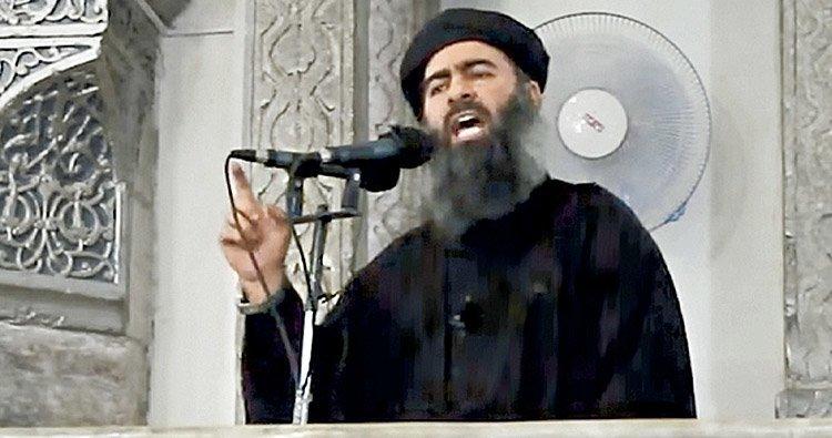 kalif Baghdadi islamist