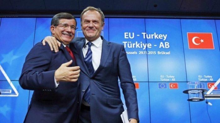Davutoğlu tusk