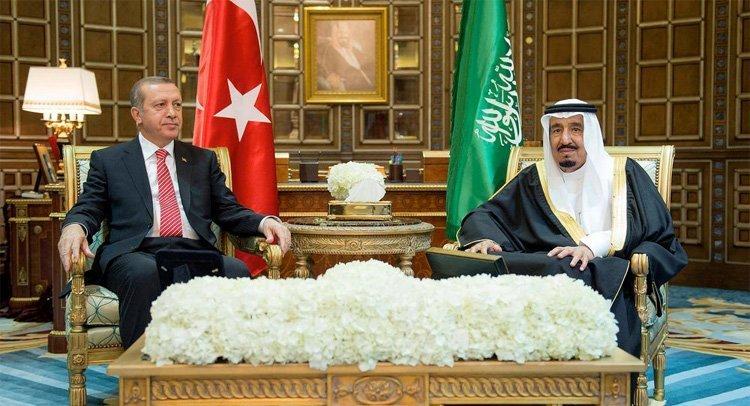 erdogan saudi salman
