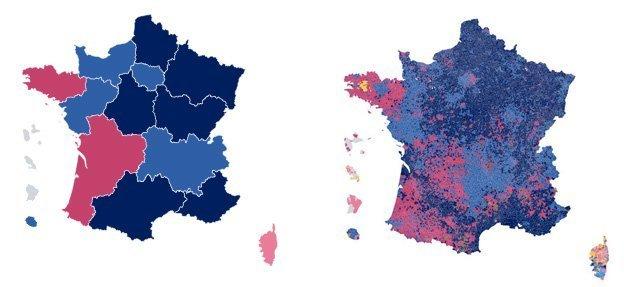 valg frankrike