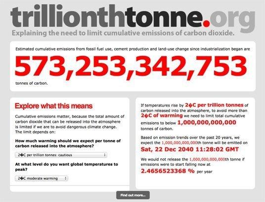 TrillionthTonneOrg